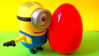 Despicable Me 2 and Surprise Egg