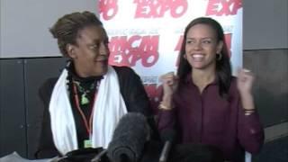 Warehouse 13 Press Interview at London MCM Expo