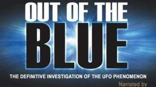 UFOs OUT OF THE BLUE -