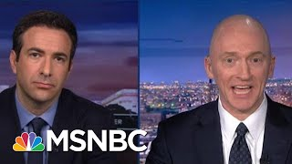 Trump Aide Confronted With Mueller's Evidence About Russian Spy | The Beat With Ari Melber | MSNBC