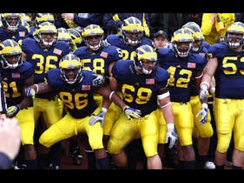 Michigan Football Hype 2013-14 [HD]