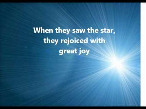 Rejoice With Exceeding Great Joy - The Gaither Family W lyrics video