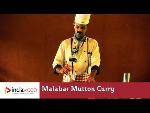 Malabar Mutton Curry (Dried and Sauted)