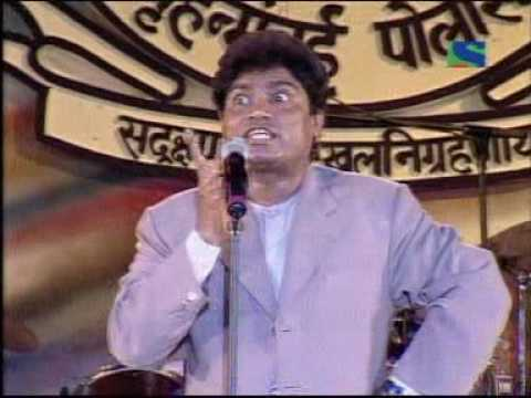 Johny Lever - Marathi Airways: Mumbai To Kolhapur............!!! video