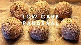 Low Carb Pandesal |  Cheese Pandesal | Keto |  Sugarfree
