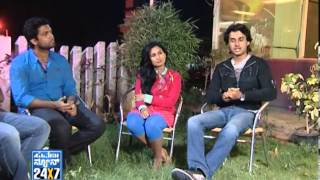 Simple Aagi Ondu Love Story - Seg_ 4 - Simpallaag ondh Journey Story  - 12 Feb 2013 - Suvarna News