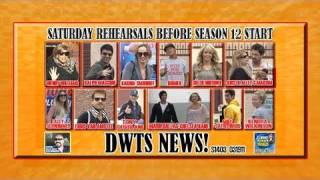DWTS REHEARSALS: READY FOR THE 1ST SHOW! S1403\