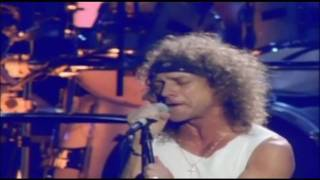 Foreigner - Waiting For A Girl Like You - HD - (Live Noblesville, Indiana-1993)