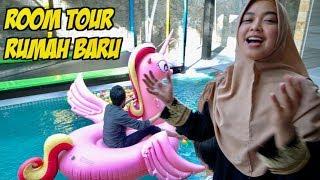 PERTAMA KALI ROOM TOUR RUMAH BARU DI BAJAK USTAD SYAM..... PART 2