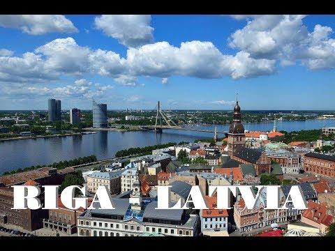 Ryga - Łotwa. Eurotrip: Riga - Latvia. Rīga - Latvija. Рига - Латвия. Wycieczka Do Rygi.