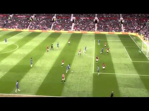 David Luiz vs Manchester United (05.05.13) (HD)