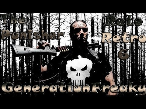RETO RETRO #6 || The Punisher