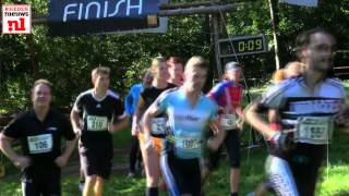Start Posbankloop 2015 Cross Duathlon