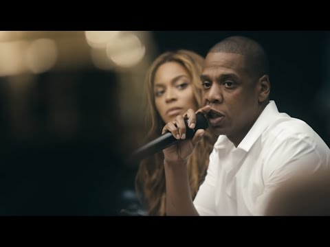 Jay-Z Announces TIDAL Music Streaming — Watch Footage of Top Secret Meeting With Music's Mega-Stars