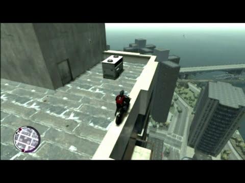 gta 4 saltos desde edificios