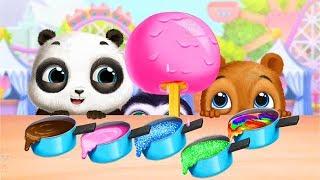 Panda Lu Fun Park - Carnival Rides & Pet Friends - Play Fun Animals Care Kids Game