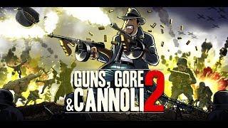 Guns, Gore & Cannoli 2 - Conferindo o Game no Xbox One