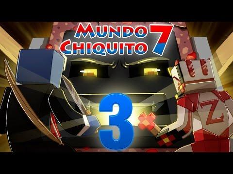 Mundo Chiquito 7 - Ep.3 - Los pequeños silbadores -