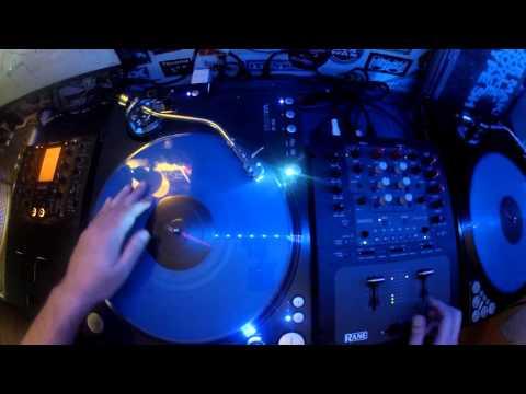 Freestyle test Stanton st 150   DJ ROL3X