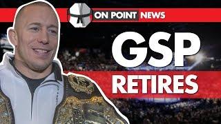 Georges St-Pierre Retires - Nick Diaz, Tyron Woodley, Ben Askren React