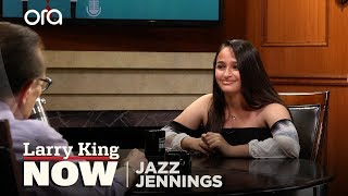Jazz Jennings discusses her gender reassignment surgery | Larry King Now | Ora.TV