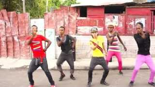 Wounded Squad x Corn Bread x Infinity (New Dance 2013) in Kingston Jamaica