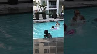 It's Pool Party, guys!!!
