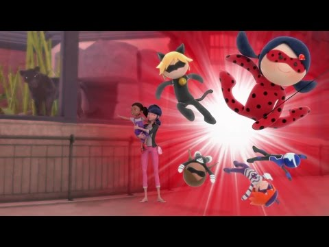 Miraculous Ladybug The Puppeter
