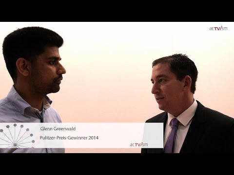 (NEU) Glenn Greenwald: Social Media, Privatsphäre & Aktivismus