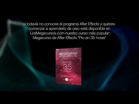 Fórmate en efectos especiales con Adobe After Effects para cine y televisión