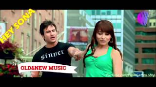 Hey Shona  Full  Song | Movie Ta Ra Rum Pum | Saif Ali Khan | Rani Mukerji | Shaan | Sunidhi Chauhan