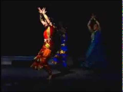 Vande Mataram By Nataraj Dance Group miss Capital Of World Beauty Contest 2007 Turkey video