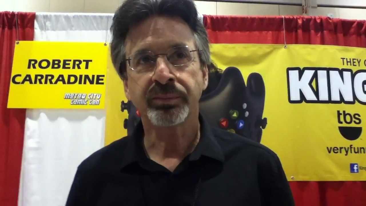 Robert Carradine COMIC CON Robert Carradine