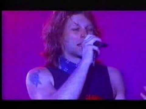 This Ain't a Love Song - Bon Jovi Live at  Wembley Stadium