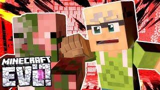 DANGEROUS GAME! - Minecraft Evolution SMP #60