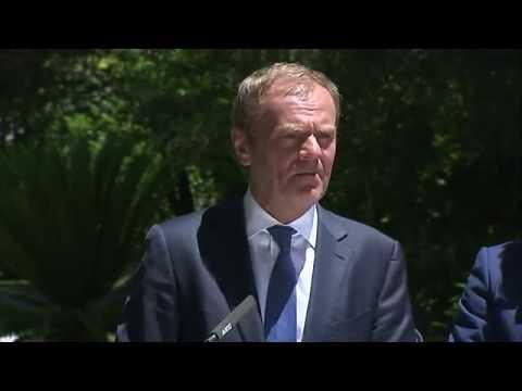 President Tusk meets Prime Minister of Portugal