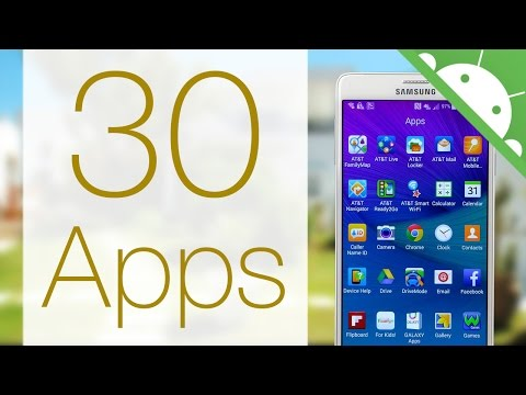 30 MEJORES APPS PARA ANDROID 2014 - 2015