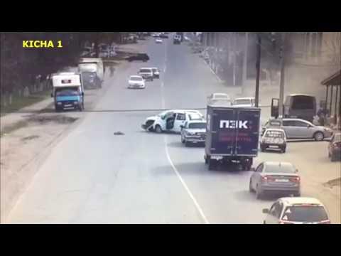 WYPADKI 2018- ROSJA Cz.2 Accidents Russia 2018