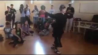 年齢を聞いてビックリ!振付師トニー・バジルさん72歳のダンス!