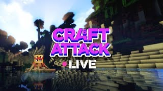 CRAFT ATTACK! 🔴LIVE