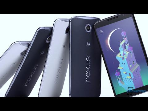 Google's Nexus 6, Nexus 9, Android 5.0 Lollipop & more - Pocketnow Daily