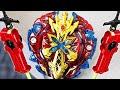Xeno Xcalibur .M.I Starter (B-48) Unboxing & Review! - Beyblade Burst!