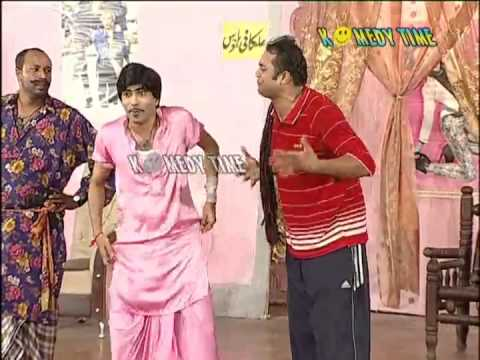 Rangeelay New Pakistani Punjabi Latest Full Stage Drama October 2013