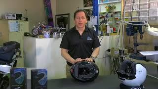 Cardo Scala Rider Packtalk Bold Headset Installation - Motorcycler.com