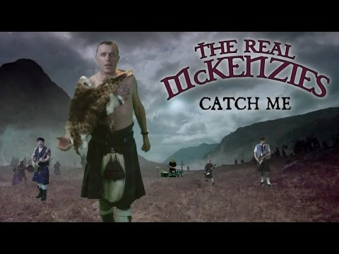 Real Mckenzies - Catch Me