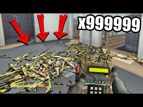 ВЗОРВАЛ 999999 ДРАГОН ЛОРОВ БОМБОЙ В CS:GO | 1 БОМБА ПРОТИВ 999999 DRAGON LORE В КС ГО