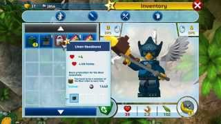 Lego chima online - browser game - GogetaSuperx