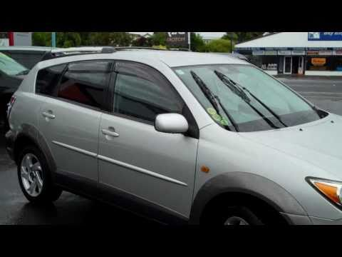 2002 Toyota Voltz 1.8L Auto Travelled 108.500 Km For Sale At Peter Day Motors.