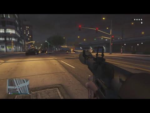 INCREÍBLE! ARMAS EN PRIMERA PERSONA A TOPE!! - Gameplay GTA 5 Online PS4