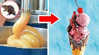 20 Foods You'll Never Eat Again After Knowing How They Are Made